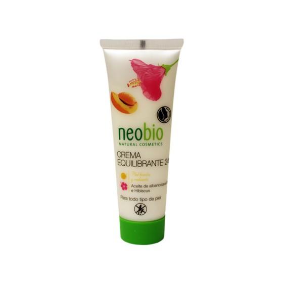 Crema facial equilibrante 50ml (Neobio)